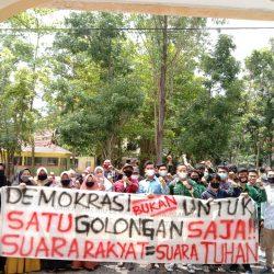 Hakim Menangkan Gugatan Mahasiswa atas Sengketa Sema Dema FSH