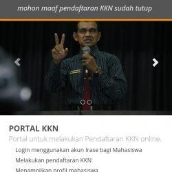 Kepala LPPM: Mahasiswa yang Gagal Daftar KKN Bisa Hubungi Admin LPPM