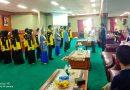 Lantik Kepengurusan 2021/2022, LPRPM UIN Suska Targetkan Mahasiswa Berkarya untuk Masyarakat
