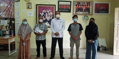Serikat Perusahaan Pers Cabang Riau Kunjungi LPM Gagasan
