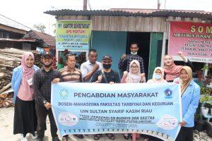 Prodi Pendidikan Bahasa Indonesia Launching Audio Book untuk Komunitas Tunanetra di Pekanbaru