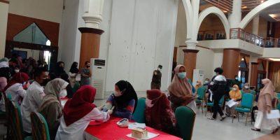 UIN Suska Riau Adakan Vaksinasi Seribu Dosis Untuk Warga Kampus