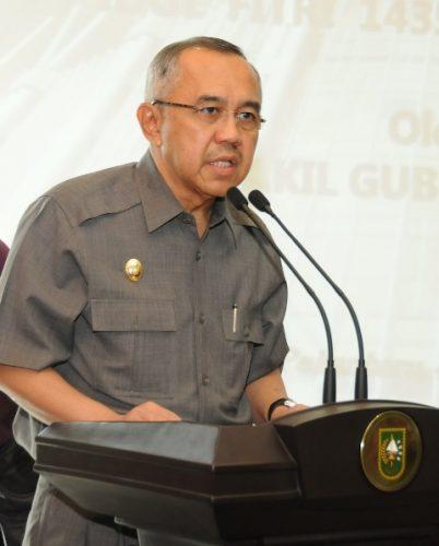 Gubri: Kekayaan Alam Riau Belum Dimiliki Orang Riau