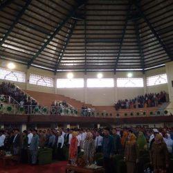 UIN Suska Riau National Lecture With Cak Imin and Menristekdikti