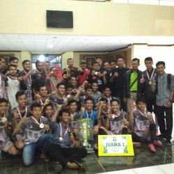 Tim Ekonomi Syariah Juarai SSL 2017