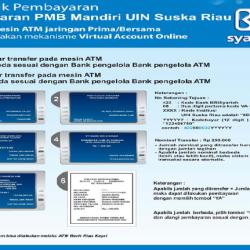 UIN Suska Riau Terima 5.090 Maba