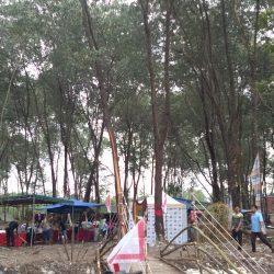 PWPTK Pasang Tarif Untuk Pengisi Stan Bazar