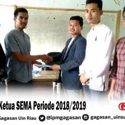FSH Pilih Ketua Sema Periode 2018/2019