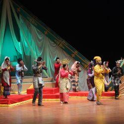 ISAIS dan RB Tengku Mahkota Adakan Pementasan Teater Bangsawan