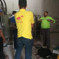 Tim Ahli Temukan Permasalahan Trafo yang Sebabkan Listrik Padam di UIN Suska Riau