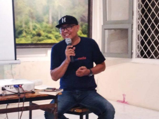 Hary B Kori'un: Di Antara Jurnalisme dan Sastra