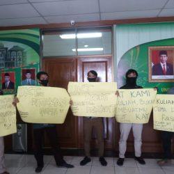 Mahasiswa Tuntut Penjelasan Surat Edaran Rektor terkait Penurunan UKT Dampak Covid 19