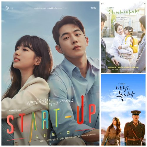 5 Drama Korea Terbaik di Kala Pandemi