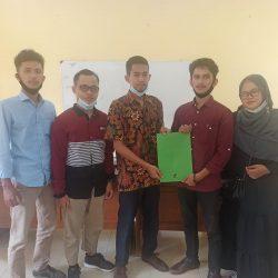 Hidayatul Ihsan Terpilih Jadi Ketua Sema FSH 2021/2022