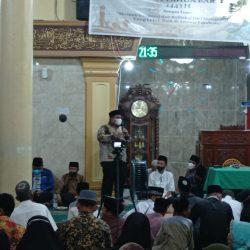 Tablig Akbar 1 Muharam Mahasiswa KKN Melayu Serumpun Hadirkan Bupati Padang Pariaman