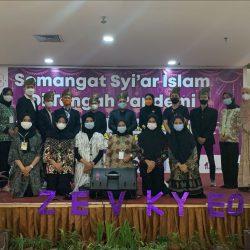 Peduli Generasi Islami Riau, Zevky EO Taja Kegiatan Semangat Mensyiarkan Islam di Tengah Pandemi