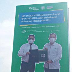 UIN Suska Riau Kerja Sama dengan BPJAMSOSTEK untuk Mahasiswa Magang dan KKN